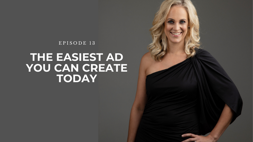 13. The Easiest Ad You Can Create Today